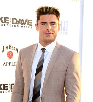 Zac Efron nervous about dream meeting with Olympics golden girl