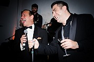 Frank Sinatra Tribute Raises Money for Sandy Victims