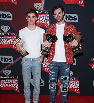 The Chainsmokers join the Beatles and Bee Gees with triple top 10s in U.S.
