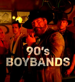 SyFy's 'Dead 7' Resurrects Our Love for '90s Boy Bands!