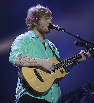 Ed Sheeran Follows Grammy Night Performance With Another Week On Top in America