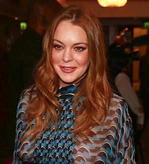 Lindsay Lohan attends launch of her new Greek nightclub