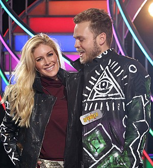 Heidi Montag and Spencer Pratt expecting baby boy