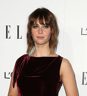 Felicity Jones had close call driving Tom Hanks
