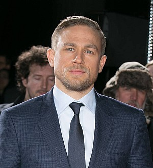 Charlie Hunnam hasn't seen Fifty Shades of Grey