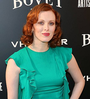 Karen Elson still feels insecure being Jack White's ex-wife