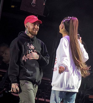Mac Miller's birthday message to Ariana Grande: 'I love you'