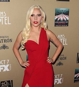 Lady Gaga likes watching her own sex scenes