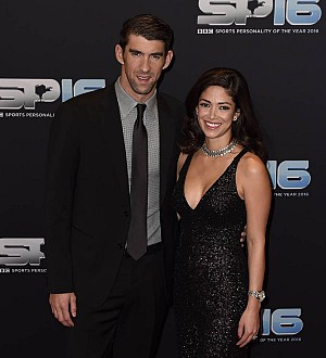 Michael Phelps and wife celebrate 'secret' marriage at third ceremony