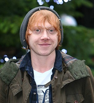 Rupert Grint blocks out Harry Potter kiss with Emma Watson