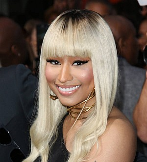 Nicki Minaj goes undercover to watch niece's school play