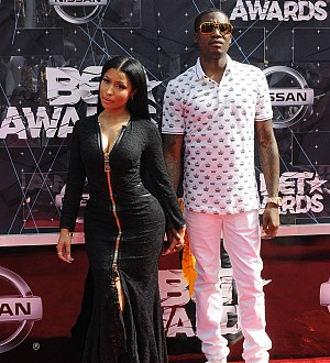 Nicki Minaj and Meek Mill 'move in together'