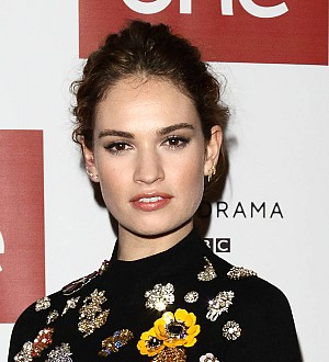 Lily James: 'Downton Abbey changed my style'