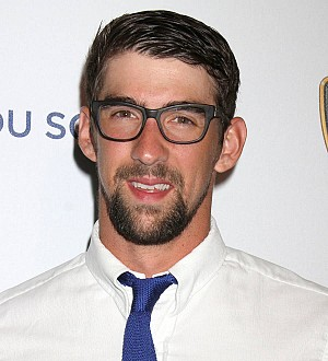Michael Phelps and fiancee welcome son Boomer