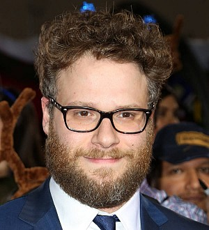 Seth Rogen: 'It was surreal meeting Charlie Sheen after HIV revelation'