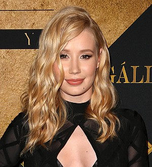 Iggy Azalea: 'My home is in America'