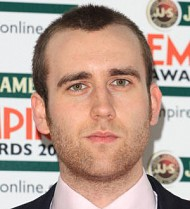 Matthew Lewis' parents display Harry Potter memorabilia