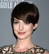 Anne Hathaway baffled by costume honour