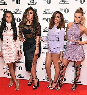 Little Mix score first U.K. number one album