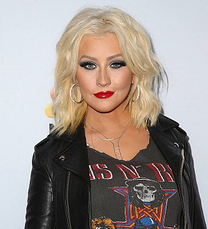 Christina Aguilera is not ready for Las Vegas residency