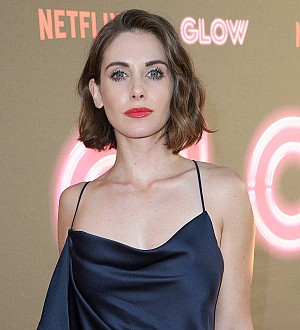 Alison Brie got angry and rapped about genitals at GLOW audition