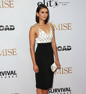 Nina Dobrev requested a personal volleyball court on movie set