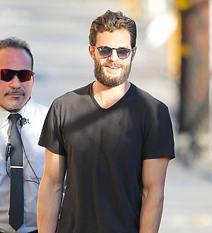 Jamie Dornan touched by fan's 'Fifty Shades pregnancy' success