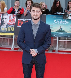 Daniel Radcliffe embarrassed by Nazi books used to research film role