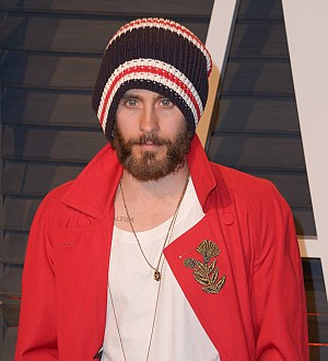 Jared Leto not ready to be a dad