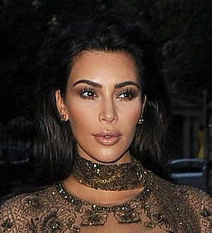 Kim Kardashian's Paris driver arrested - report