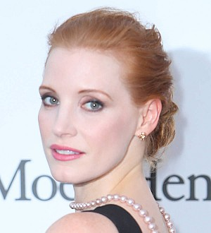 Jessica Chastain turned to Kardashians for style inspiration