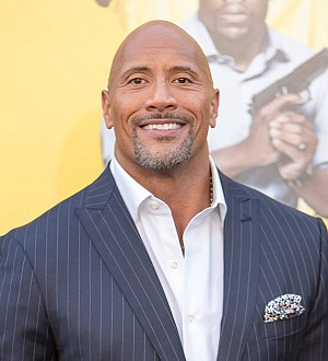 Dwayne Johnson is People's 2016 Sexiest Man Alive - report