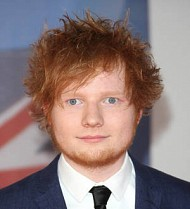 Ed Sheeran didn't recognise royal drinking pals