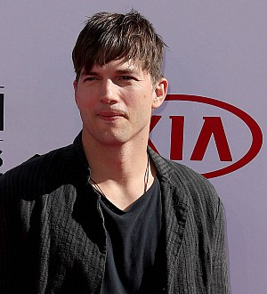Ashton Kutcher laughs at daughter Wyatt's potty mouth