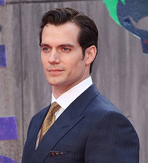 Henry Cavill pokes fun at mustache speculation