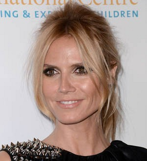 TV bosses opt not to restage Heidi Klum's model show after bomb threat drama