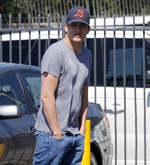 Ashton Kutcher: 'I don't want my daughter in showbusiness!'