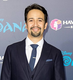Lin-Manuel Miranda landed Moana job as he celebrated impending fatherhood