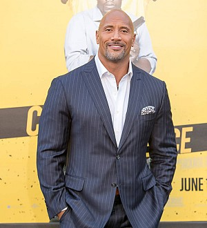 Dwayne Johnson is highest-paid actor
