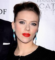 Scarlett Johansson moving ahead with novel adaptation