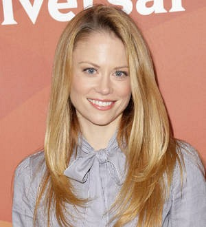 Claire Coffee welcomes a baby boy