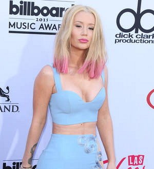Iggy Azalea wet herself while under sedation