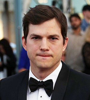 Ashton Kutcher upset with publication of family pictures