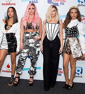 Little Mix score Best Live Act at the Silver Clef Awards