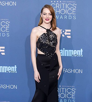 Emma Stone: 'Acting helped my anxiety'