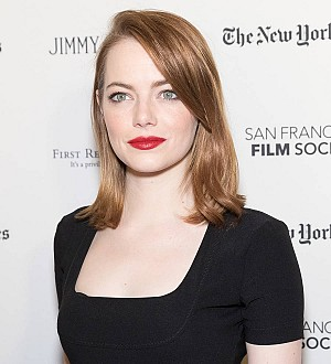 Emma Stone faces her fears on movie sets
