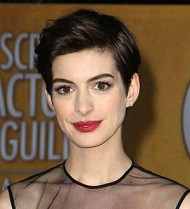 Anne Hathaway: 'I am unemployed'