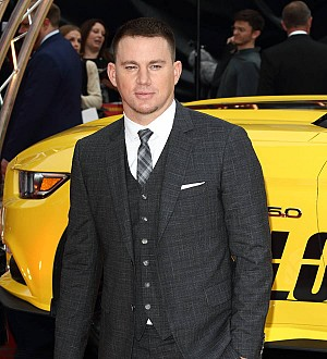 Channing Tatum shares a 'kinship' with Logan Lucky character