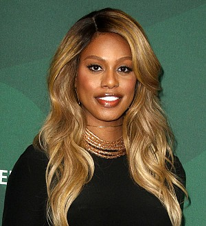 Beyonce surprises Laverne Cox with flower gift