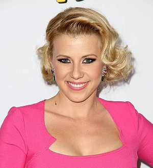 Jodie Sweetin hospitalized with ankle injury